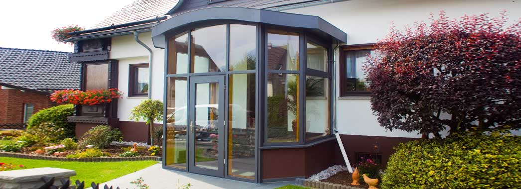 Russ Carports Windfang Vordach